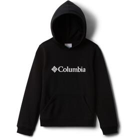 Columbia Columbia Park Felpa Ragazzo, black